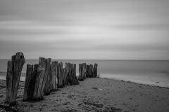 Ostseeküste bei Heiligenhafen (Langzeitbelichtung)