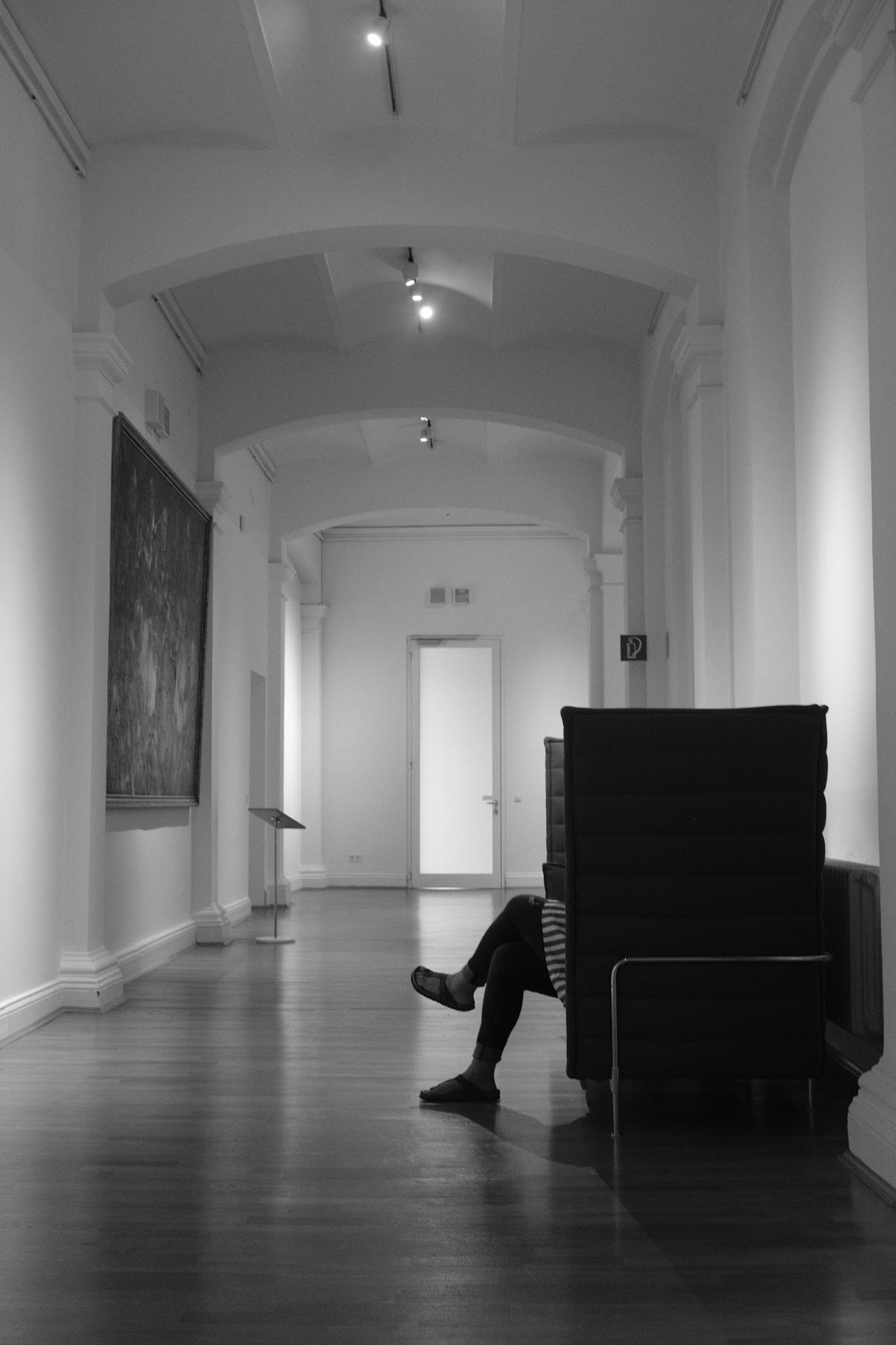 Im Museum für Kunst und Gewerbe in Hamburg