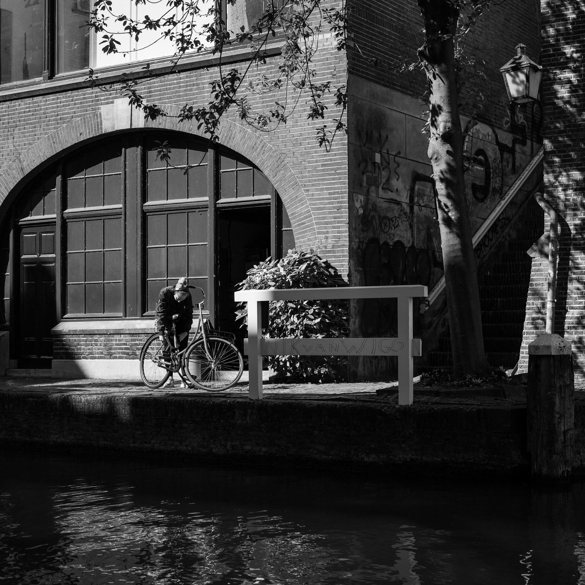 An der Gracht in Utrecht II