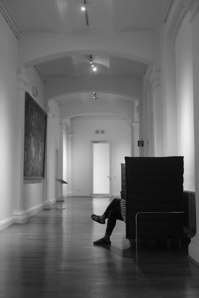 Im Museum für Kunst und Gewerbe